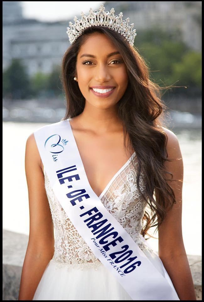 Photos officielle Miss Ile-de-France 2016