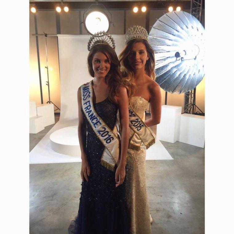 Camille Cerf & Iris Mittenaere