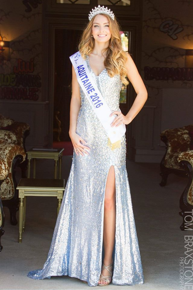 Photos officielles Miss Aquitaine 2016