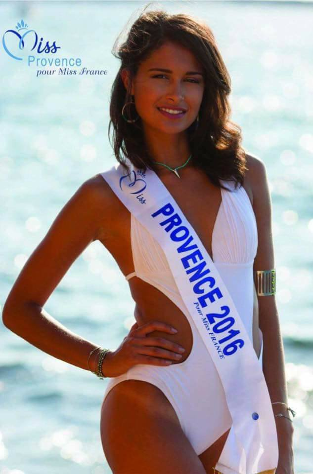 Photo officielle Miss Provence 2016
