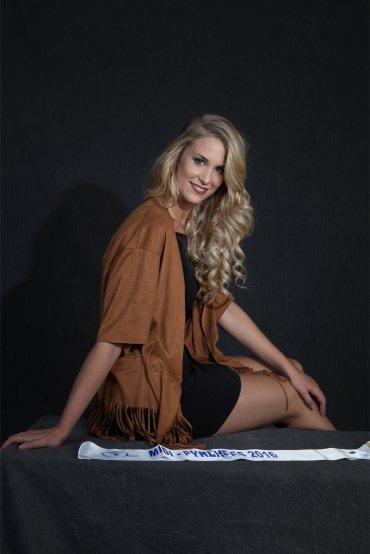 Photos officielles Miss Midi-Pyrénées 2016