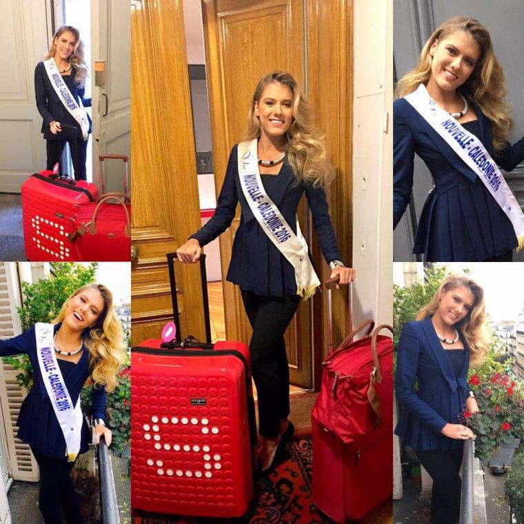 Départ pour l'aventure Miss France 2017 !