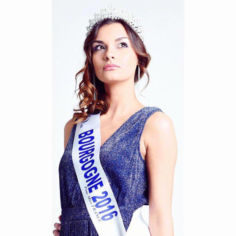 Photos officielles Miss Bourgogne 2016