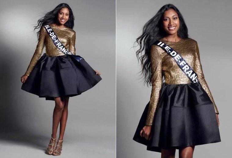 Miss Ile de France 2016