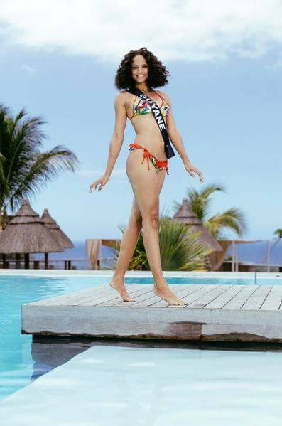 Miss Guyane 2016