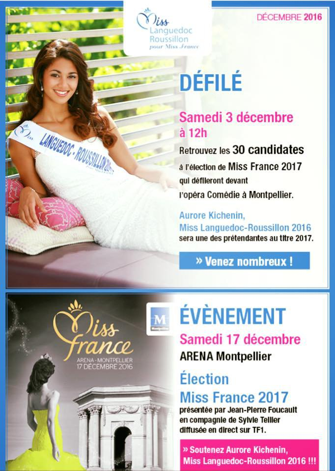 Les Miss à Montpellier