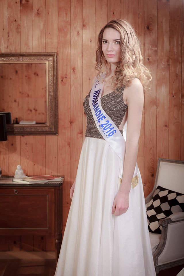 Photos officielles Miss Normandie 2016