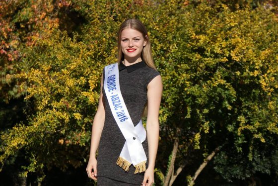 Interview de Louise Corbu - Miss Gironde-Abzac 2016 ♡