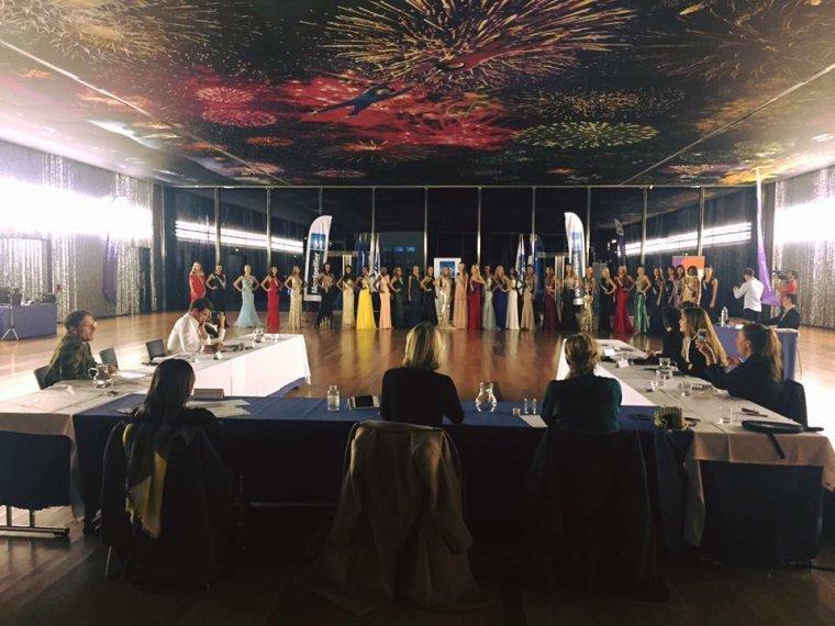 Présélection des 12 finalistes à Miss France