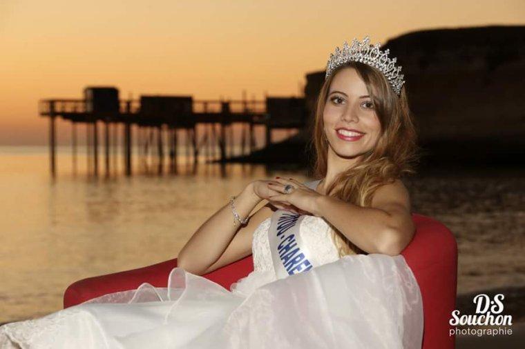 Photos officielles Miss Poitou-Charentes 2016