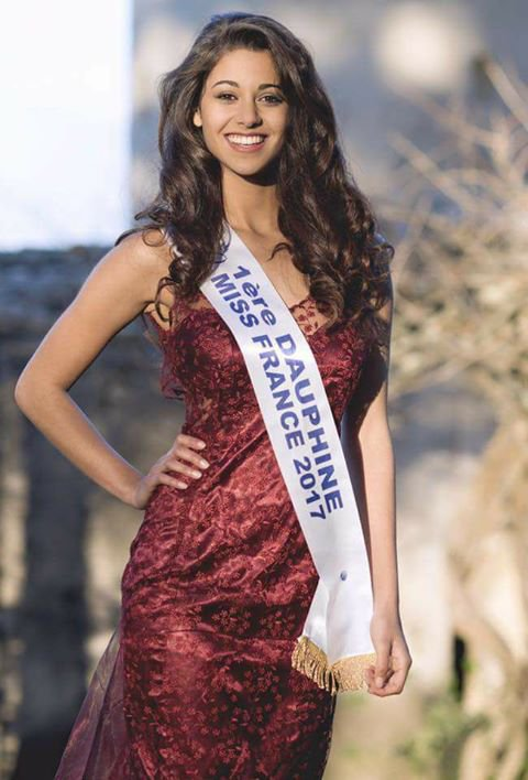 Photo officielle Miss Languedoc-Roussillon 2017