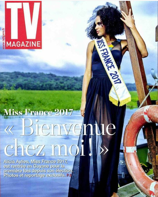 Alicia Aylies - Miss France 2017