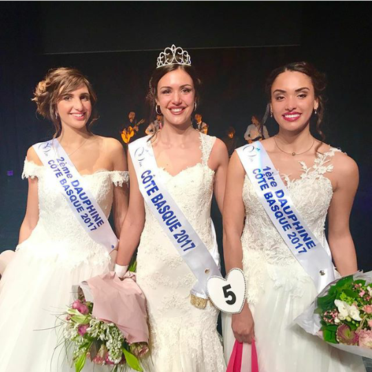 Miss Côte Basque 2017