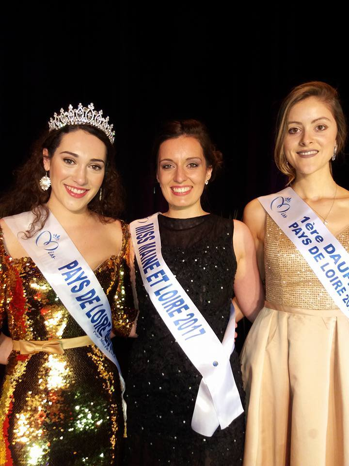 Miss Maine et Loire 2017