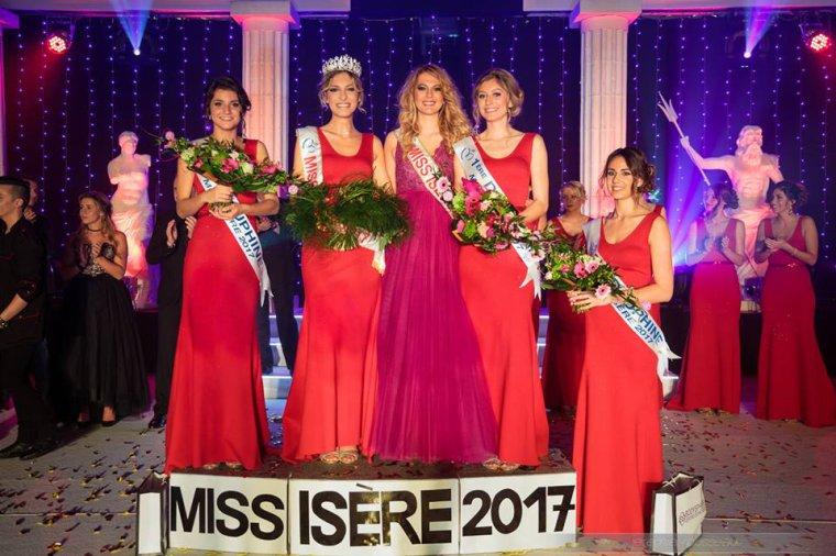 Miss Isère 2017