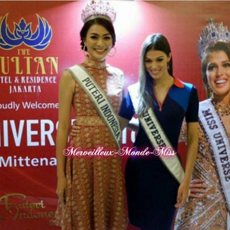 Iris Mittenaere - Miss Univers 2016