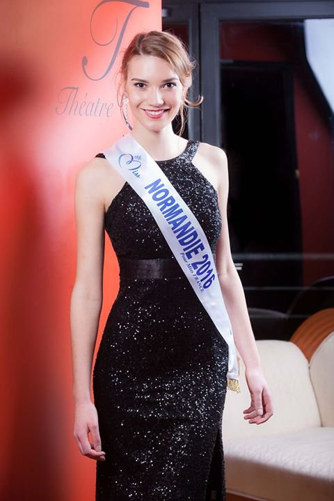 Photo officielle Miss Normandie 2016