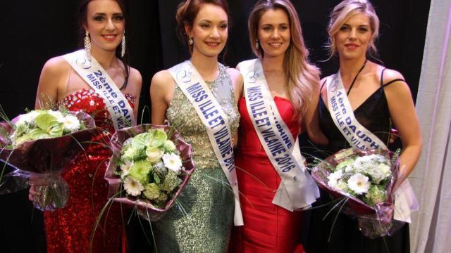 Miss Ile et Vilaine 2017