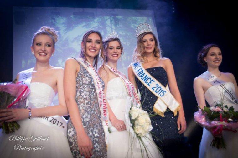 Miss Montélimar Drôme Méridionale 2017