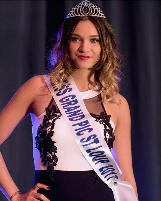 Miss Pic St Loup 2017