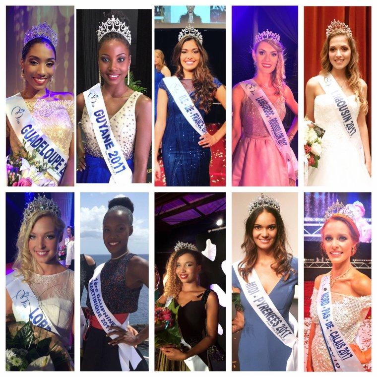 Miss France 2018