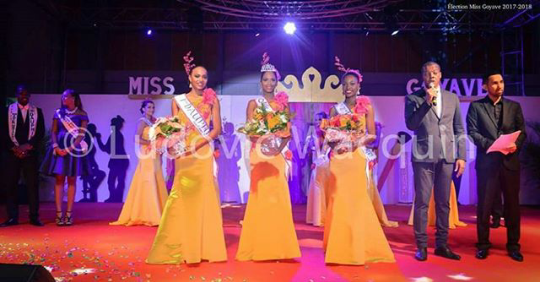 Miss Goyave 2017
