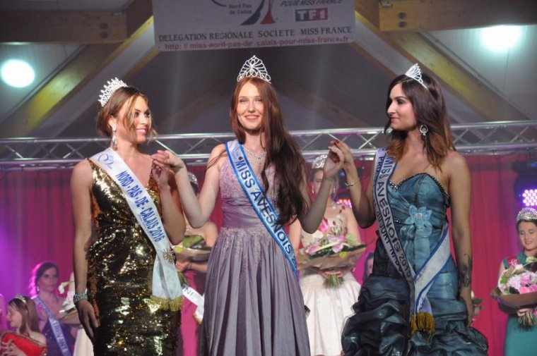 Miss Avesnois 2017
