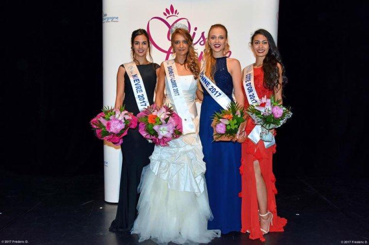 Miss Saône et Loire 2017