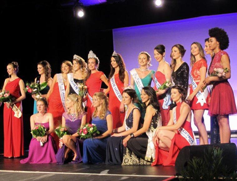 Miss Haute Savoie 2017
