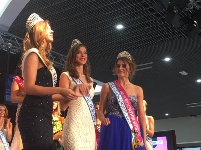 Miss Valenciennois 2017