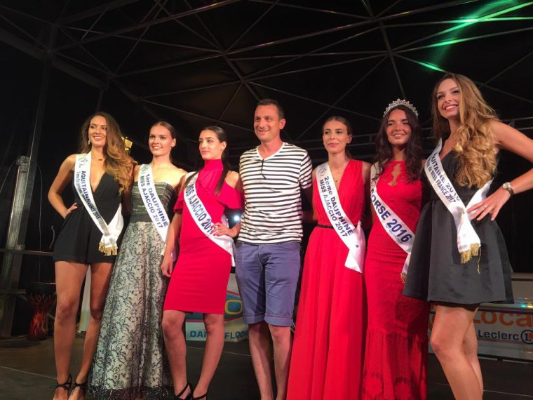 Miss Ajaccio 2017