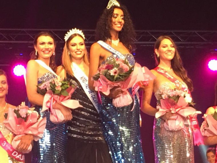 Miss Vallée de l'Escaut 2017