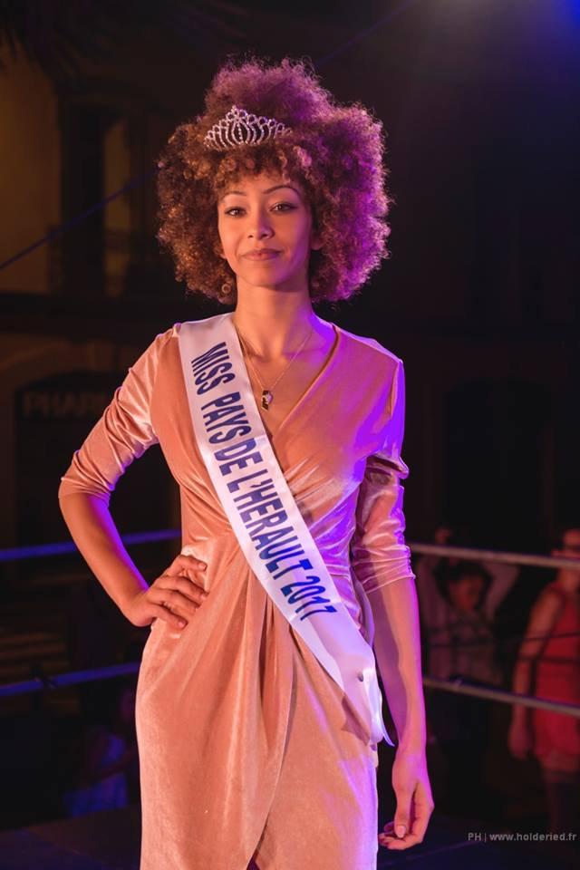 Miss Pays de l'Hérault 2017