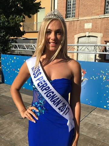 Miss Perpignan 2017
