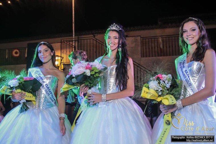 Miss Vallauris 2017
