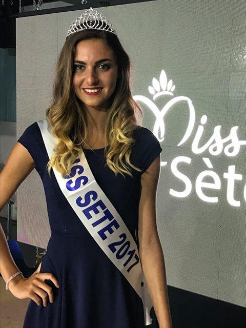 Miss Sète 2017
