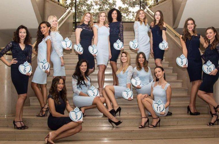 Candidates à Miss Picardie 2017