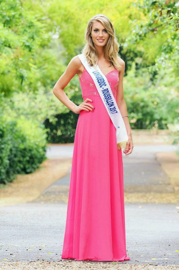 Photos officielles Miss Languedoc-Roussillon 2017