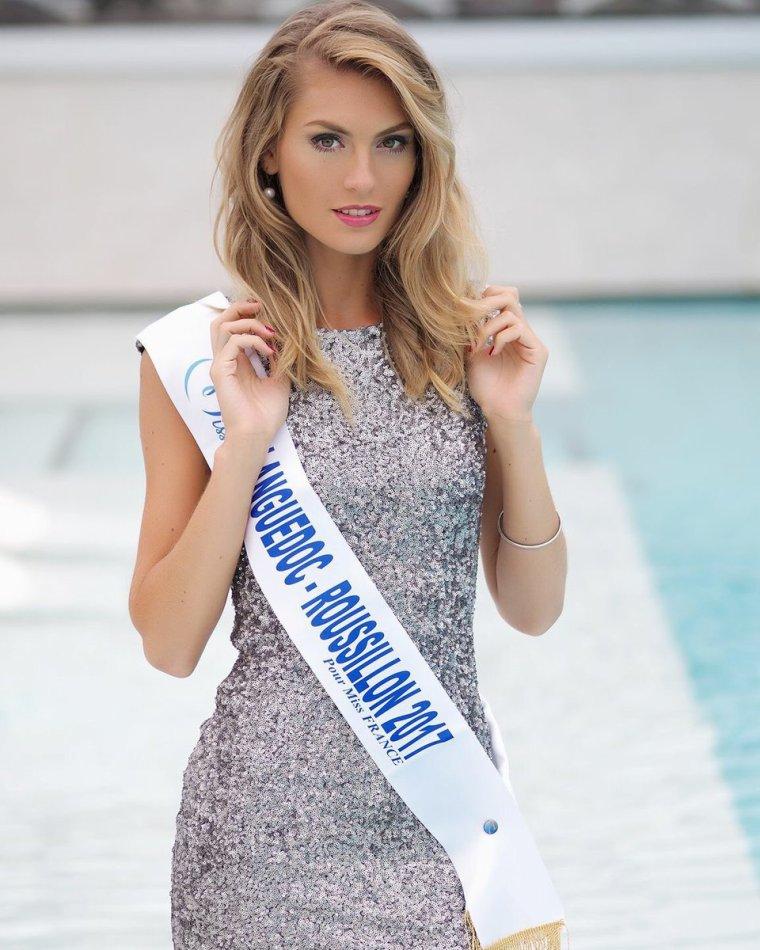 Photos officielles Miss Languedoc-Roussillon 2017