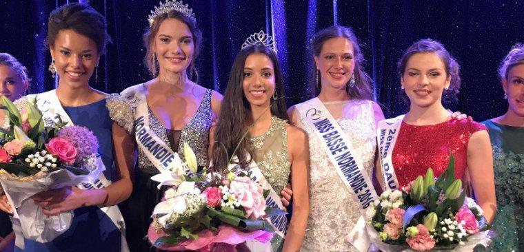 Miss Basse-Normandie 2017