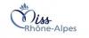 Candidates à Miss Rhône-Alpes 2017