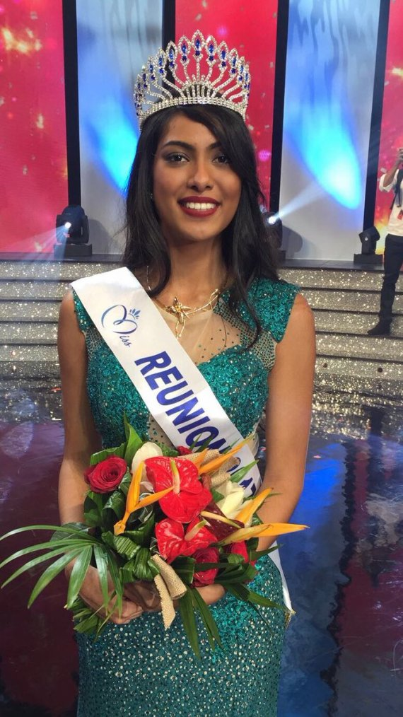 Miss Réunion 2017