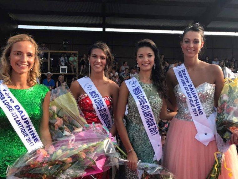 Miss Loire Atlantique 2017