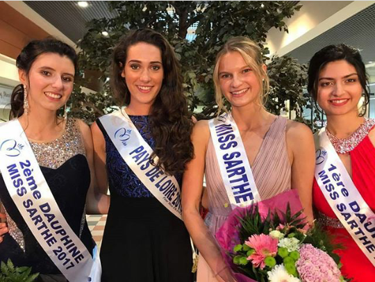 Miss Sarthe 2017
