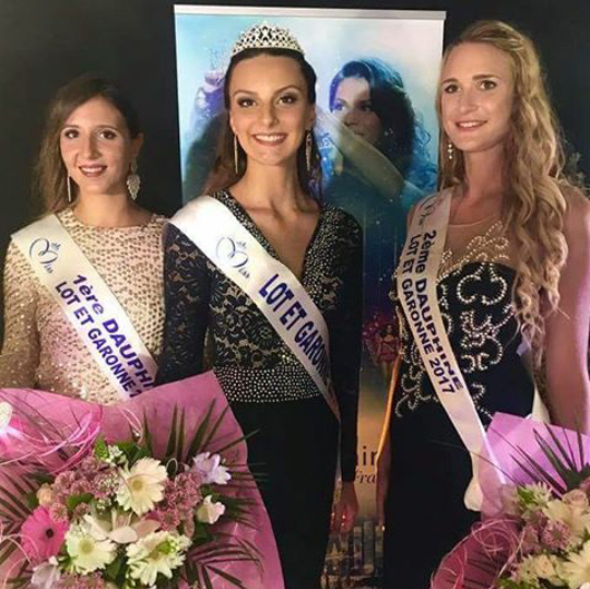 Miss Lot-et-Garonne 2017