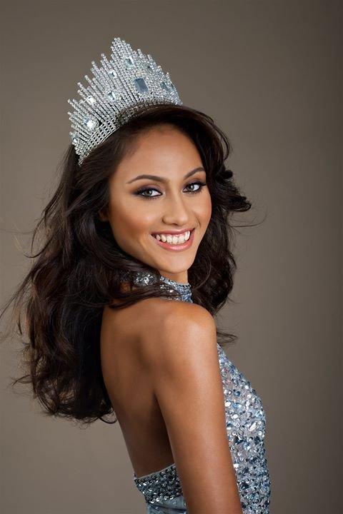 Photo officielle Miss Nouvelle-Calédonie 2017
