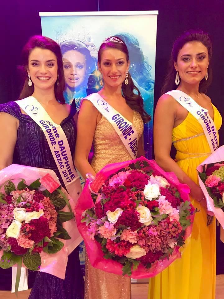 Miss Gironde Abzac 2017