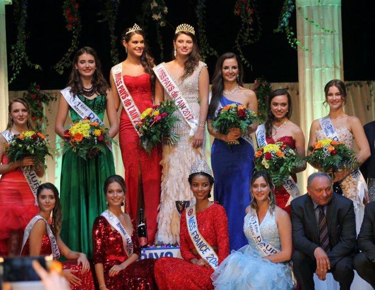 Miss Pays de l'Ain 2017