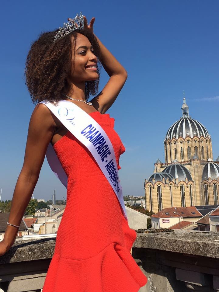 Photo officielle Miss Champagne-Ardenne 2017