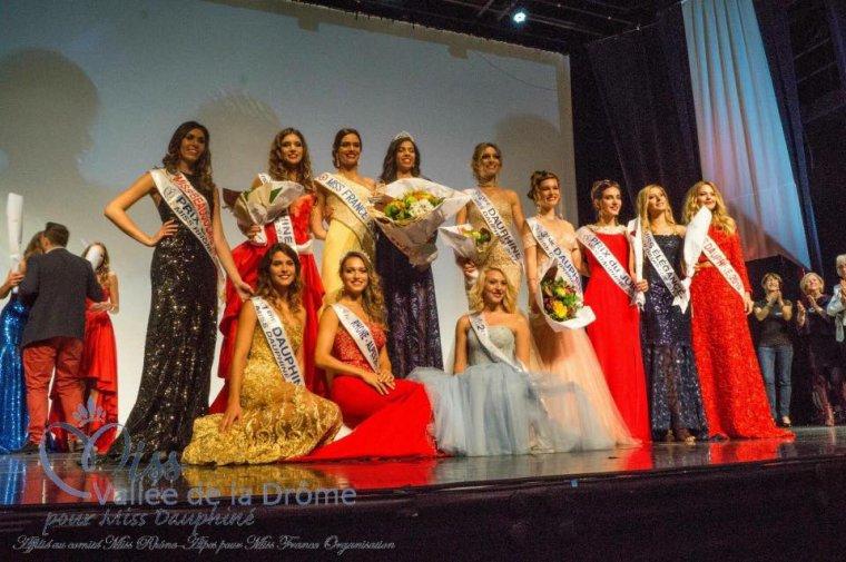 Miss Dauphine 2017